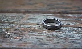 Prstene - Svadobná obrúčka - 5257795_