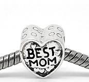 Pandorková korálka BEST MOM