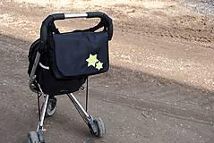 Veľké tašky - Taška na kočík STAR - 5263436_