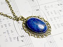 Vintage Lapis Lazuli