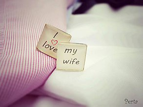 Šperky - i love my wife - 5263660_