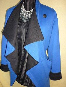 Kabáty - Obojstranny cardigan - 5264475_