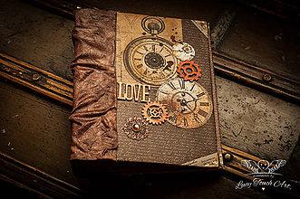 "Papiernictvo - ""Steampunk LOVE :) "" - 5264308_"
