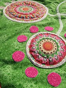 Úžitkový textil - Krajina zázrakov - originál by Kajura :) - 5264148_