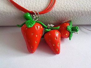 Sady šperkov - jahodkova sada - 5264216_
