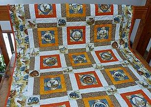Úžitkový textil - safari park - 5267152_