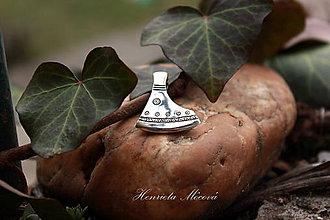 Náhrdelníky - Perúnova sekera - 5265375_