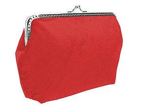 Kabelky - Dámská kabelka červená 04705A - 5270955_