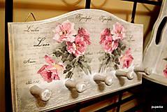 Nábytok - Vintage ružičky - 5270941_