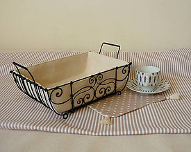Košíky - Košík na pečivo 2 - 5268510_