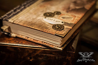 "Papiernictvo - ""Let´s go O.Wright Diary"" - 5268378_"