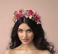 Ozdoby do vlasov - Nr.3. - Hogo Fogo pre Miss Slovensko 2015 - 5269938_