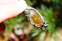 Náhrdelníky - Šperk samorast - 5272984_