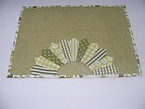 Úžitkový textil - Prestieranie - 5272134_