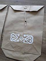Papiernictvo - kupecké sáčky, darčekové balenie (c) - 5272335_