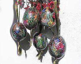 Dekorácie - art veľko-nočné jajko - 5275712_