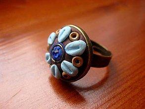 Prstene - Kráľovský prsteň - akcia č.58 - 5277649_