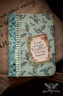 """Papiernictvo - """"A day without laughter Diary"""" - 5278424_"""