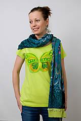 Tričká - Motýľ a ja  - 5279865_