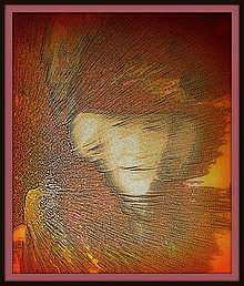 Grafika - Dáma v klobúku - 5281294_
