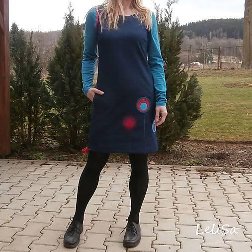 dc1837a509 riflové šaty...od Lelisy   LeliSa - SAShE.sk - Handmade Šaty