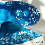 Obuv - Romantické balerínky - 5284328_