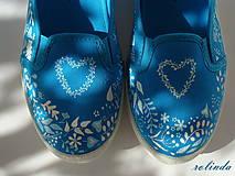 Obuv - Romantické balerínky - 5284345_