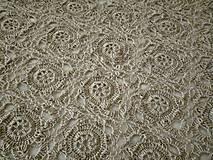 Úžitkový textil - Biela káva - 5284337_