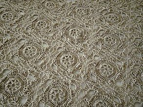 Úžitkový textil - Jednofarebná deka - 5284337_