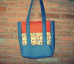 Nákupné tašky - Nákupka v pestrých farbách - 5284053_