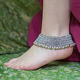 Náramky - Paizeb II - indický nákotník - 5287937_