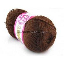 Galantéria - Dora 083 - čokoládová - 5286774_