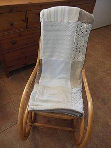 Úžitkový textil - Deka v Provence štýle - 5285944_