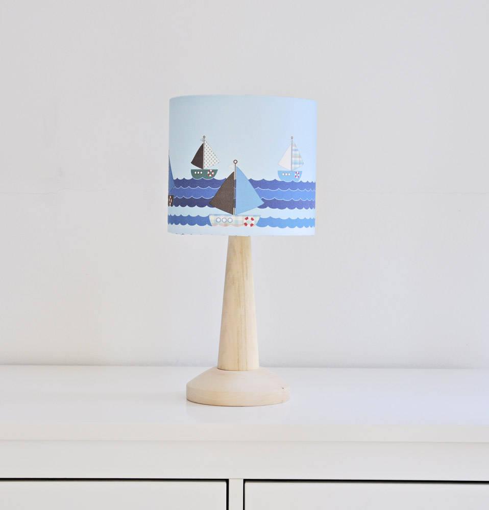 Stínítko dětské Na vodě - stolní/stropní
