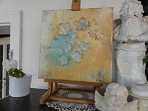 Obrazy - Kvety z Provensálska - 5292058_