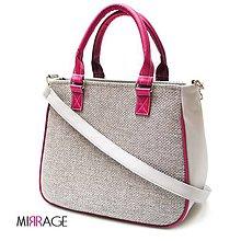 Kabelky - Chiara n.41 pink & grey - 5292834_