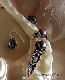 Sady šperkov - Perly pre maminku. - 5290267_