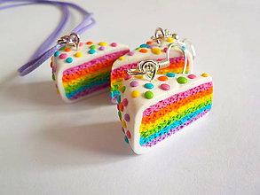 Sady šperkov - lentilkove torticky-sada - 5293065_