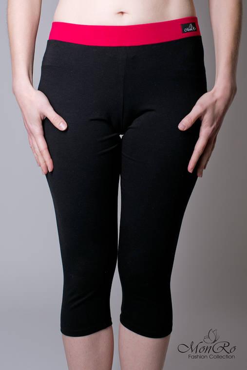 Nohavice - Legíny trojštvrťové - 5297472_