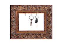 Nábytok - Vešiak na kľúče Nika Bronz - 5295480_