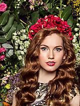 Ozdoby do vlasov - Nr.6. - Hogo Fogo pre Miss Slovensko 2015 - 5294925_