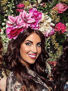 Ozdoby do vlasov - Nr.4. - Hogo Fogo pre Miss Slovensko 2015 - 5294869_