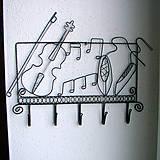 Iné - vešiak folk.... pre folklóristov - 5300227_