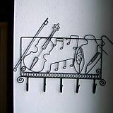 Iné - vešiak folk.... pre folklóristov - 5300233_