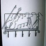 Iné - vešiak folk.... pre folklóristov - 5300235_