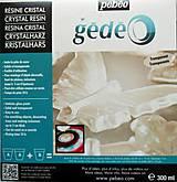 - Krištáľová živica Gédéo  (Pébéo) (300 ml) - 5299183_