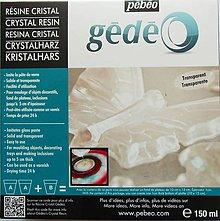 Suroviny - Krištáľová živica Gédéo  (Pébéo) (150 ml) - 5299157_