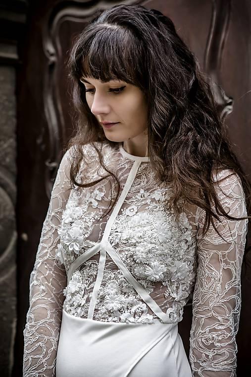 Šaty - Jarné lúče - 5298543_