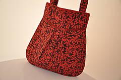 Veľké tašky - Lístočky škoricové - 5300685_