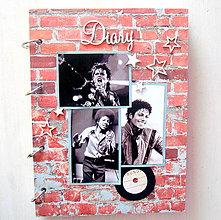 Papiernictvo - Jackson diary - 5299655_